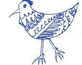 Blue Chicken Vintage