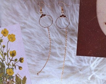Portrait of a Lady Earrings