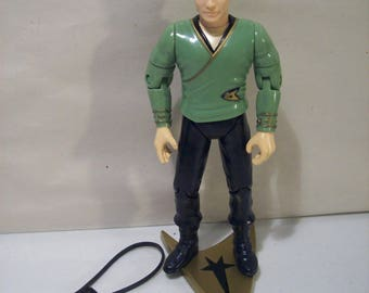 Vintage Star Trek Captain James T. Kirk Casual Wear Action Figure, Playmates 1993