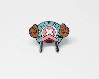 Tony Tony Cap Pin - Enamel Pin Lapel Pin