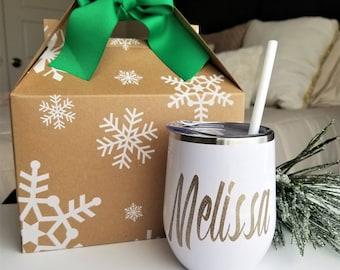 Secret santa gift, gift exchange gift, Christmas gift, stocking stuffer, hanukkah gift, gift for mom, gift for her,boss gift, teacher gift