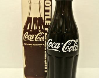Vintage Coca Cola Bottle Flashlight Rare Original Souvenir From Israel Plastic Torchlight Hebrew Novelty Collectible