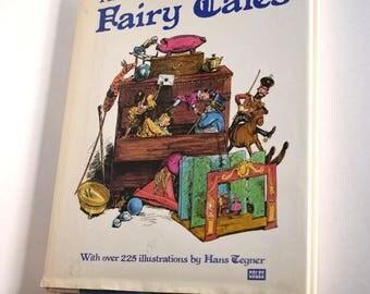 Vintage Children's Book, Hans Christian Andersen's Fairy Tales