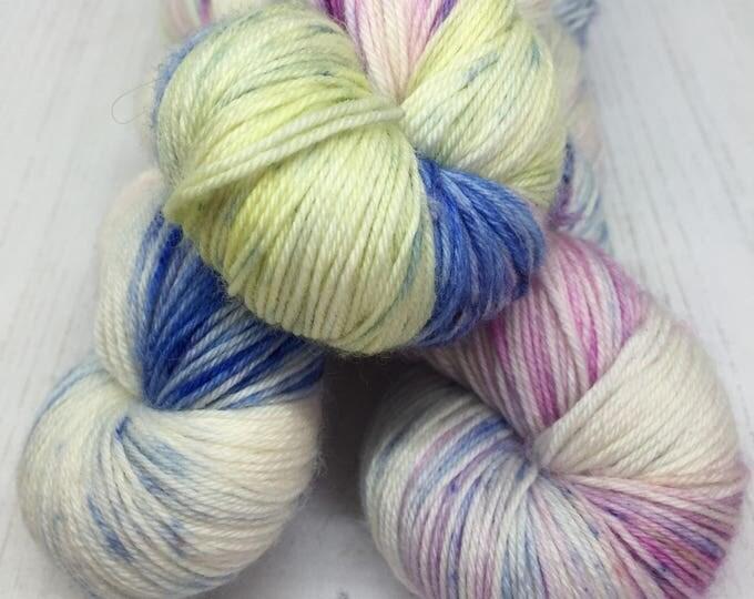 Mrs Bennett - 100grams 100% Merino   4 ply wool