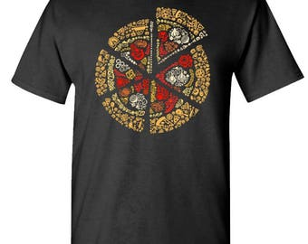 PIZZA PIE - t-shirt short or long sleeve your choice!