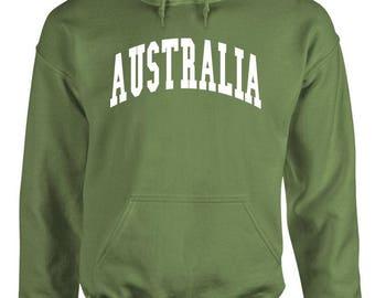 AUSTRALIA - Adult Hoodies