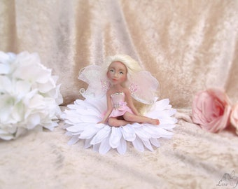 OOAK Fairy Onaé / OOAK doll / Art doll / Collector Figurine