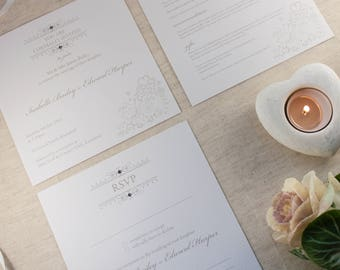 FLORENCE // Wedding Stationery // Suite