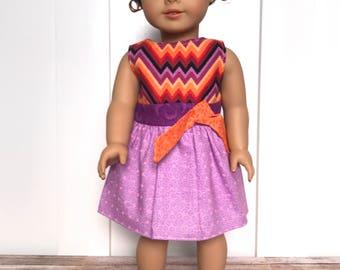 Doll Dress, 18 Inch Doll Dress