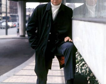 Johnny Cash in a photo taken in the 1960's