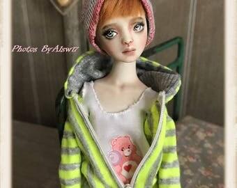 MAISIE Ooak BJD Artist Doll