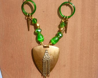 Queen of Asgard Loki Inspired Necklace