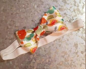 Summer Flowers Headband