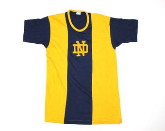 Vintage Champion Notre Dame Fighting Irish T-shirt