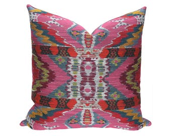 Rhythmic designer pillow cover - Made to Order - Choose Your Size