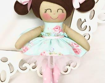 Cloth baby doll, Fabric Dolls, Handmade Dolls, Soft Doll, Gifts for Girls