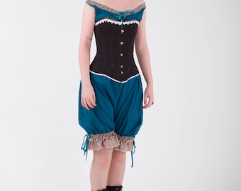 Custom Made Historical Victorian Corset