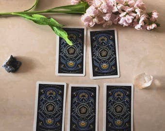 Five Card Reading