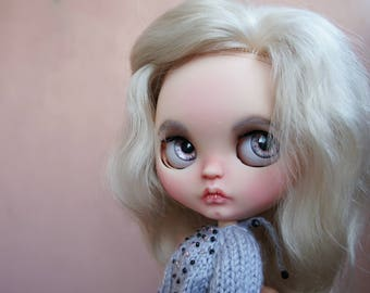 Custom Blythe doll *Sonja* (with rerooted hair)
