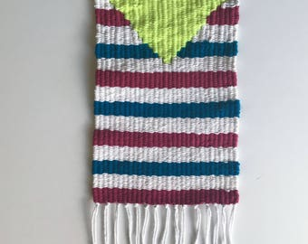 State Fair Weaving, Woven Wall Hanging