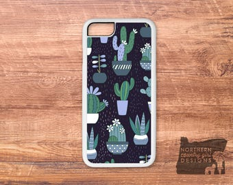 cactus iphone case / iPhone 7 case / iPhone 6 case / cactus / iPhone 7 plus case / iPhone 6 plus case / iPhone 6s case / cactus phone case