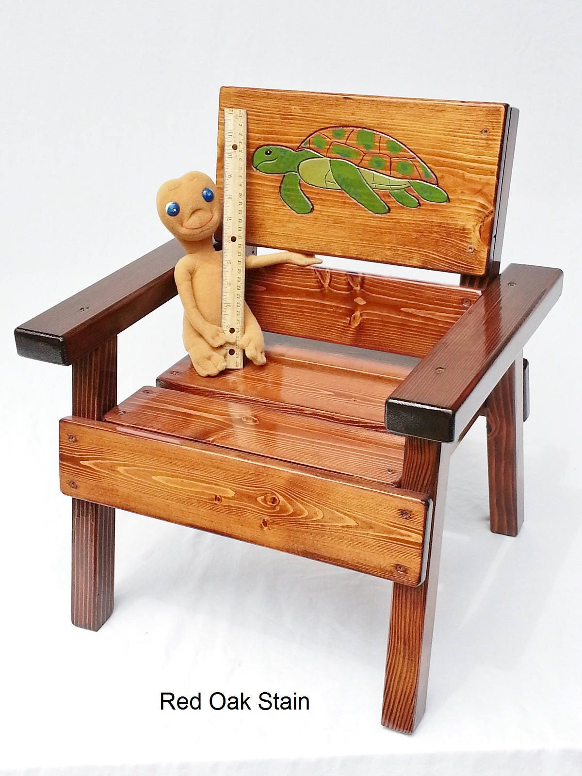 Kids Chair Childrens Outdoor Coastal Furniture Nautical