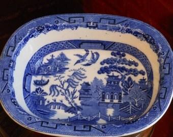 Allerton's Willow Pattern Bowl