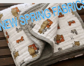 Soft & Cuddly Baby Blanket