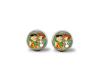 Fred & Wilma Earrings