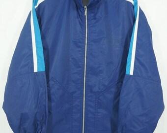 Vintage 90's Spalding Outdoors Windbreaker Jacket Size Large L / Spalding Jacket