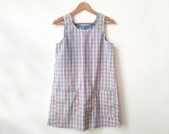 Summer Dress, sleeveless, no buttons or zips