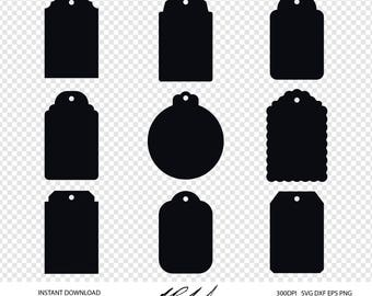 Gift Tag Digital Cut Files - Digital Files - Gift Tag SVG - Gift Tag DXF - Gift Tag EPS - Gift Tag png - Tag svg - Christmas Gift Tag svg