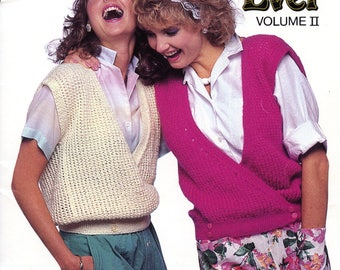 The Best Vests Ever, Volume II from Beehive (knitting,