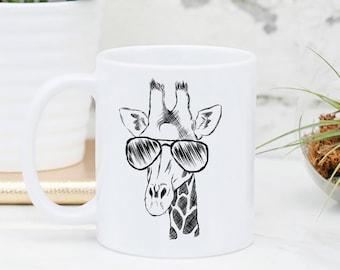 Geoffrey the Giraffe Mug