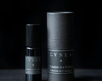 LUMEN NATURAE - Honey, Poplar Buds, Lemon Verbena, Tomato Leaf // Natural Perfume // Oil Perfume