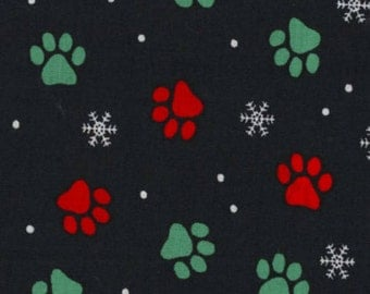 Christmas Bandana | Dog Bandana | Over the Collar Bandana