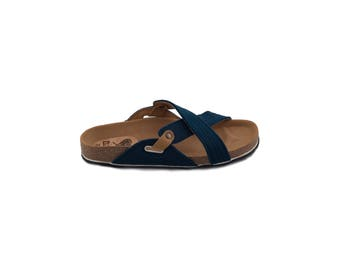 Vegan Shoes Ethical and Eco-Friendly Woman Sandals made from Recycled Plastic Bottles - PAXOS PET