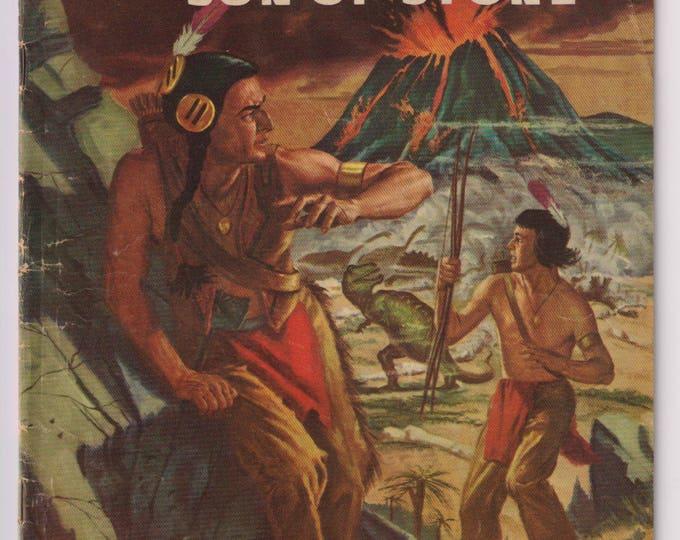 Turok, Son of Stone; Vol 1, 5, Golden Age Comic Book. VG- (3.5). September 1956. Dell Comics