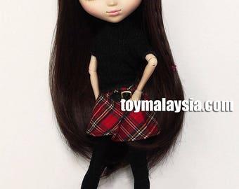 TMW-76 Pullip Doll Heat Resistant Fiber Wig BJD 1/3