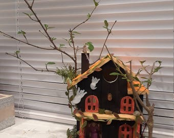 Witchy Halloween House