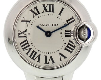 Ladies Cartier Ballon Bleu 3009