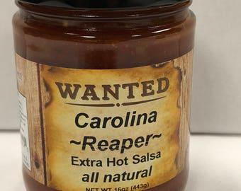 Salsa Carolina Reaper 16oz