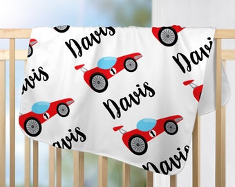 Personalized Boy Blanket - Personalized Baby Blanket - Monogram Baby Boy Blanket - Name Blanket - Baby Shower Gift - Monogram Boy Blanket