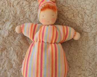 "Cuddle doll ""Anton"" Babys first doll"
