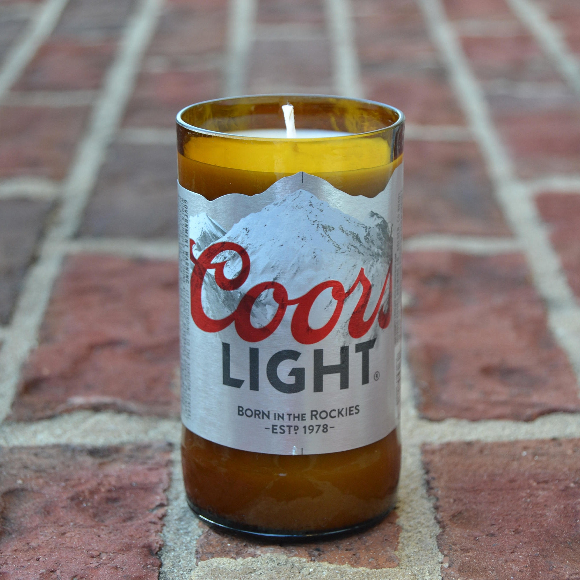 Where Is Coors Light Beer Made Coors Light Beer Bottle Candle Made With Soy  Wax . Where Is Coors Light Beer Made ... Nice Look
