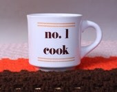 Retro Kitchenware Small Mug Small Coffee Mug Graphic Mug Funny Gift Cook Chef Gift Foodie Gift Cooking Gift Kitchen Gift Housewarming Gift