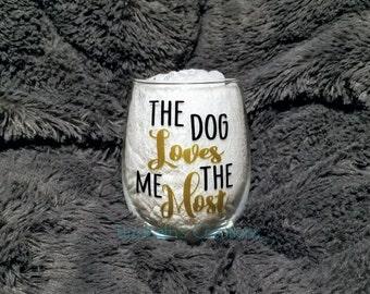 Dog Wine Glass, Wine Glasses, Personalized Dog Wine Glasses, Wine Gifts, Dog Wine Gifts, Dog Mom, Dog Dad, Dog Wine Glasses, Wine Gift, Wine