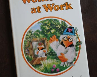 The Wombles at Work - hardcover