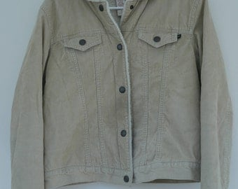 Vintage Abercrombie and Fitch Corduroy Jacket
