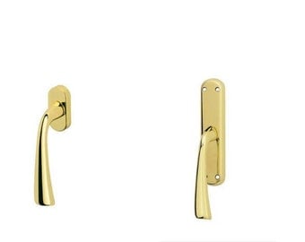 Vola - Classic Brass Window Handles